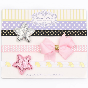 Headband Bow Set 1