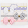 Headband Bow Set 4