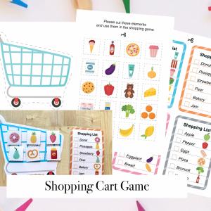 Shopping Cart Game