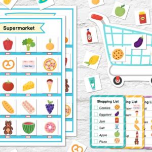 Shopping Cart Game 1