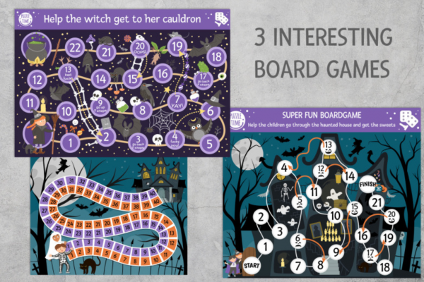 Halloween Games and More 1