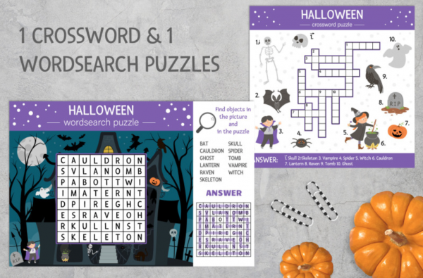 Halloween Games and More 2