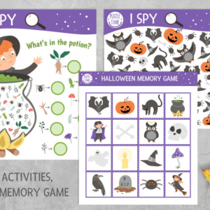 Halloween Games and More 6